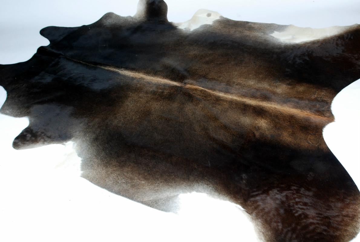 Koeienhuid huid van koe vel van koe koevel de jong interieur