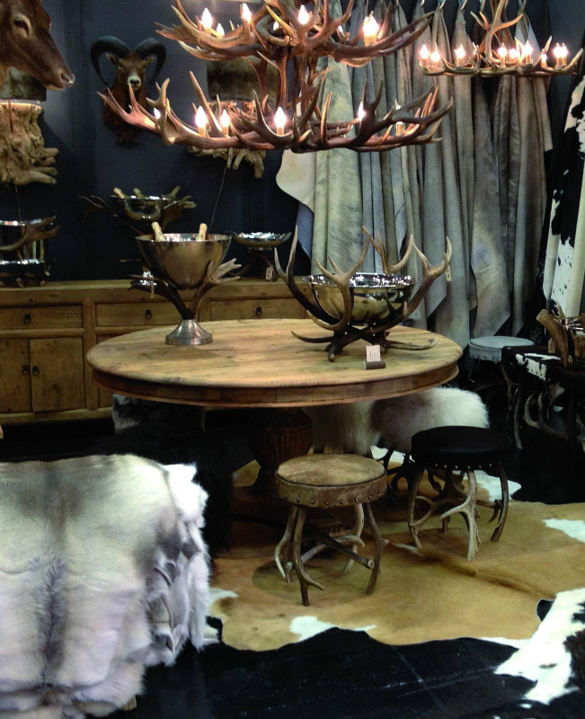 Furniture fair country style d cor interior styling de for De jong interieur
