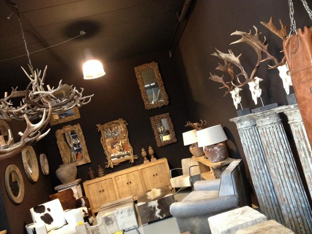 Interior store de Jong Interieur, showroom - De Jong Interieur