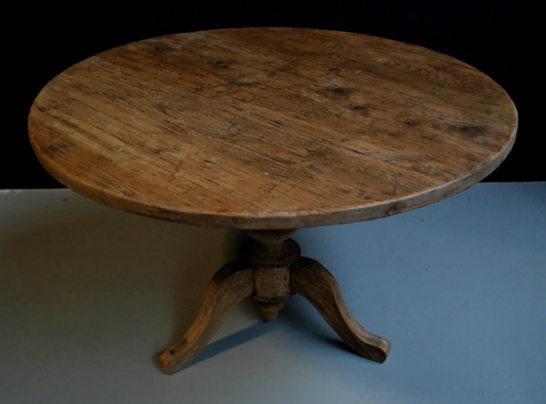 Teakhouten ronde tafel teak tafel rond cm meubelen van souren