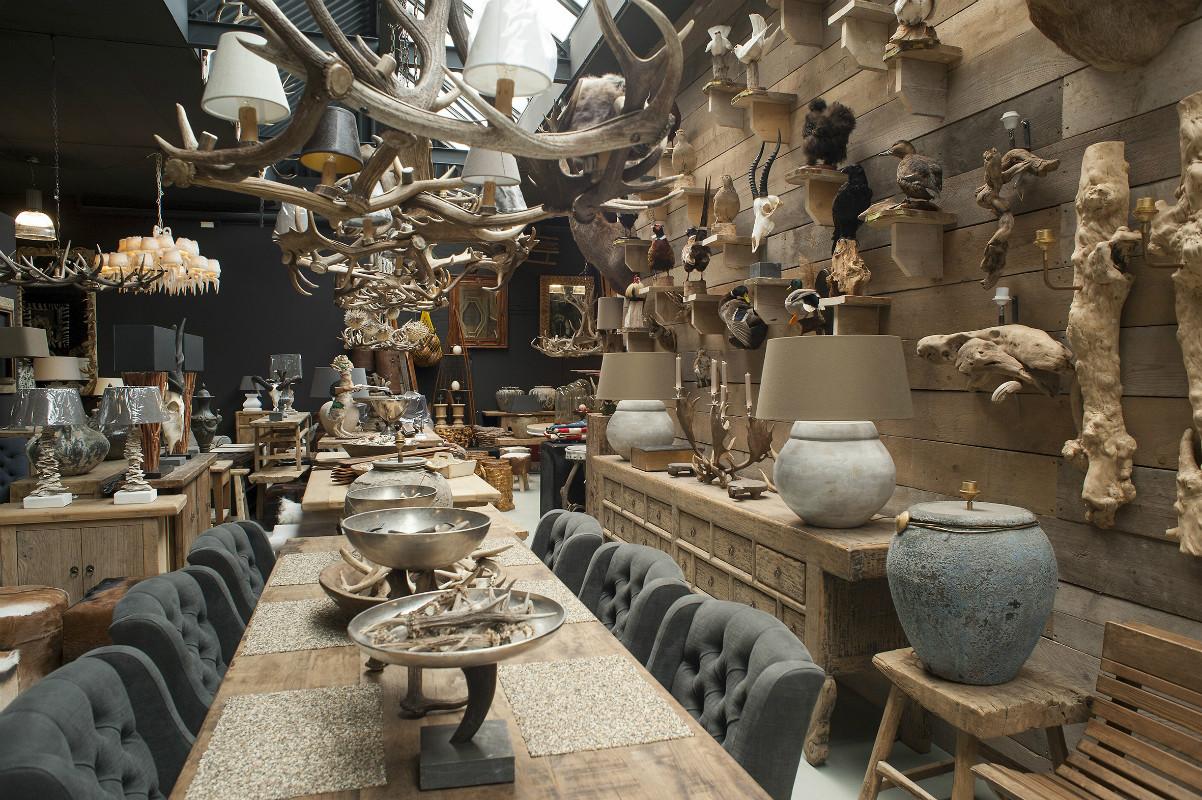 Showroom de Jong Interior, Interior, interior styling - De Jong ...
